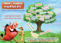 Timon & Pumbaa Nursey Nursery